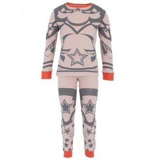 Stella McCartney Rose Jersey Pyjama Set