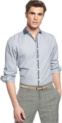 INC International Concepts Shirt, Wembley Slim Fit Shirt