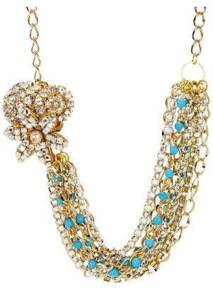 Ayana Designs - Camilla Necklace (Turquoise) - Jewelry