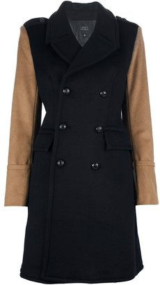 Kai-aakmann Double breasted coat