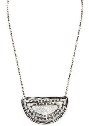 House Of Harlow Taureg Granulation Necklace