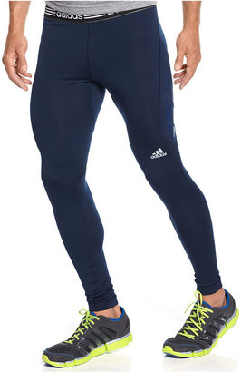adidas Pants, Techfit Tight Fractured Running Pants