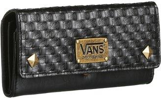 Vans Encounter Wallet (Black) - Bags and Luggage