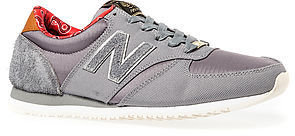 New Balance The x Herschel Sneaker in Grey