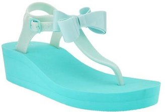 Gap Bow wedge sandals