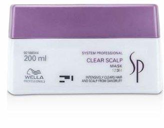 Wella SP Clear Scalp Mask 200ml/6.67oz