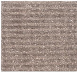 DwellStudio Textured Stripe Parchment Rug