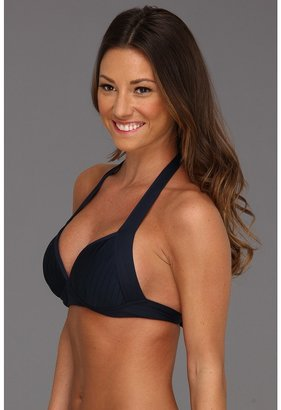 Seafolly Fixed Molded Halter Top