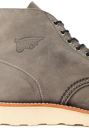 Red Wing Shoes The 6-Inch Round Boot