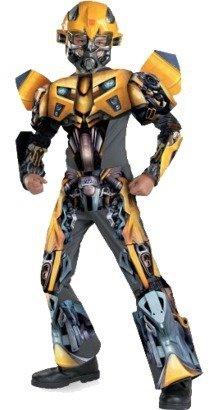 Bumble Bee Boy's Bumblebee Deluxe Costume