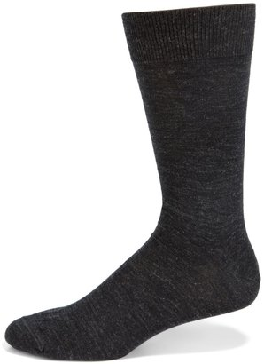 Saks Fifth Avenue Made In Italy Basic Wool Socks