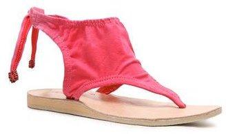 Cocobelle Tie-Dye Flat Sandal