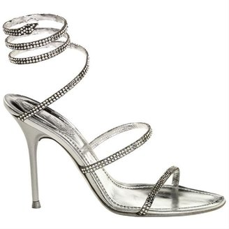 Rene Caovilla Snake Sandal