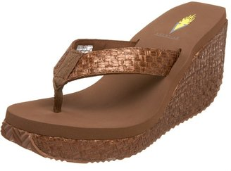 Volatile Women's Cha-Ching Wedge Sandal