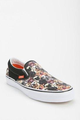 Vans X ASPCA Dog Print Slip-On Sneaker