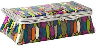 Fossil Handbag, Key-Per Frame Cosmetic Case