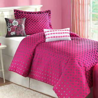 Dayton Pink Comforter Set