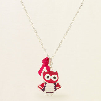 Children's Place Owl necklace