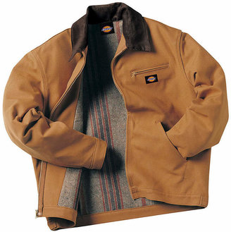 Dickies 758 Mid-Weight Blanket-Lined Duck Jacket-Big & Tall