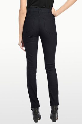 NYDJ Mayra Legging With Leather Detail