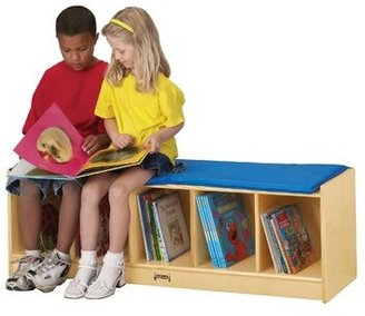Jonti Craft 5 Section Locker Storage Bench Jonti-Craft