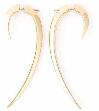 Shaun Leane long Hook earrings