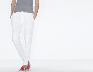 James Perse Knit Twill Surplus Pant