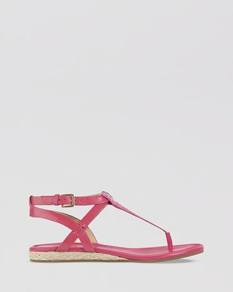 Cole Haan Exotic Thong Sandals - Grove Flat