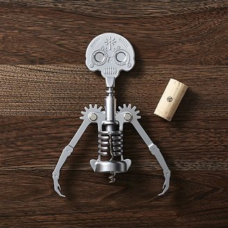 Crate & Barrel Day of the Dead Corkscrew