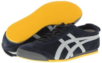 Onitsuka Tiger by Asics Mexico 66 SU (Black/Light Grey) - Footwear