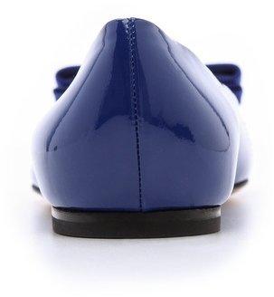 Salvatore Ferragamo Varina Patent Flats