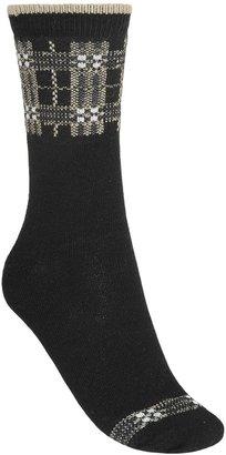 B.ella Emilia Placed Plaid Socks (For Women)
