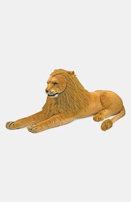 Melissa & Doug Toddler Oversized Plush Stuffed Lion