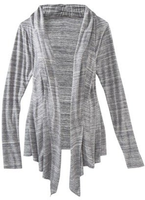 Liz Lange for Target® Maternity Ruched Cardigan - Heather Gray