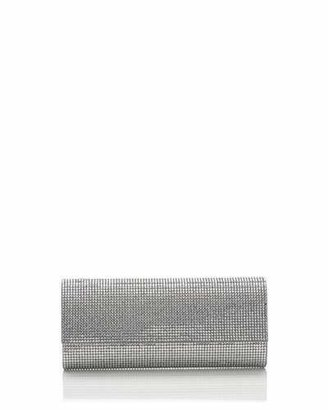 Judith Leiber Couture Ritz Fizz Crystal Clutch Bag, Rhine $2,695 thestylecure.com