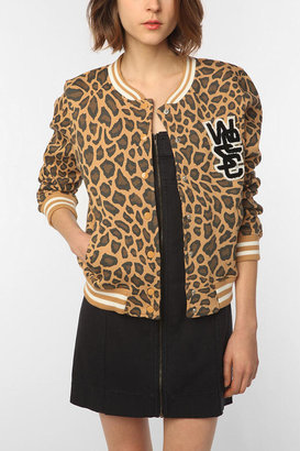 Wesc Laika Cheetah Jacket