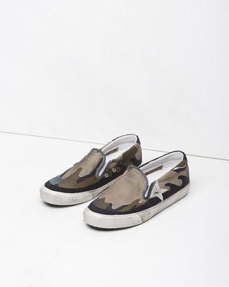 Golden Goose Hanami Slip-On Sneaker