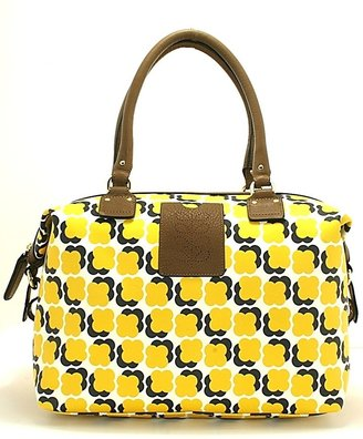 Orla Kiely 3-in-1 Floating Flower Tilly Bag - Sunflower