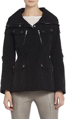 BCBGMAXAZRIA Brooke Woven Jacket
