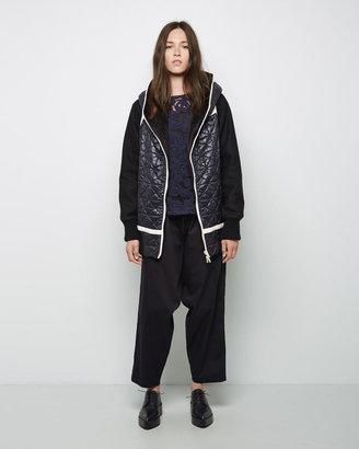 Tsumori Chisato Reversible Hooded Coat