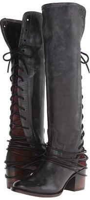 Freebird - Coal Cowboy Boots $349.95 thestylecure.com