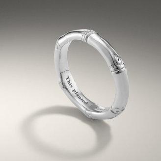 John Hardy BAMBOO COLLECTION Slim Ring