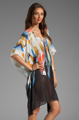 Twelfth St. By Cynthia Vincent By Cynthia Vincent Scarf Caftan