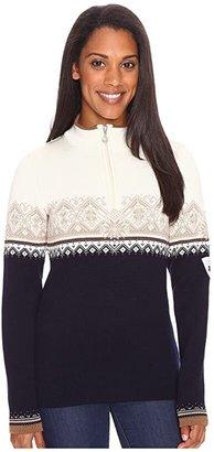 Dale of Norway Moritz Feminine (Navy/Beige) Women's Sweater