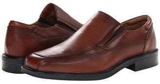 Dockers Proposal Moc Toe Loafer (Black) Men's Slip on Shoes