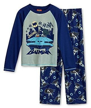 JCPenney Batman 2-pc. Pajamas - Boys 4-12