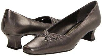 Easy Street Shoes Boston (Pewter) - Footwear