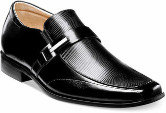 Stacy Adams Men's Beau Bit Perforated Loafer $90 thestylecure.com