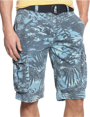 Wear First Shorts, Trop Camo Shorts