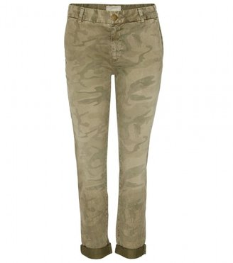 Current/Elliott THE BUDDY CROPPED JEANS